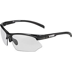UVEX sportstyle 802 v Glasses black